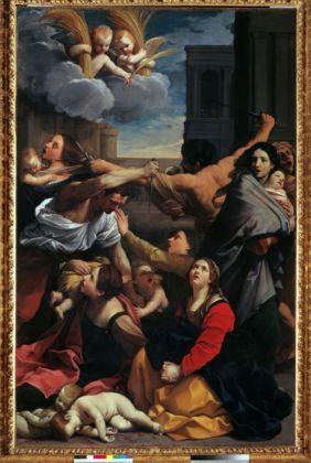Guido Reni, La strage degli innocenti, 1611 - Bologna, Pinacoteca Nazionale