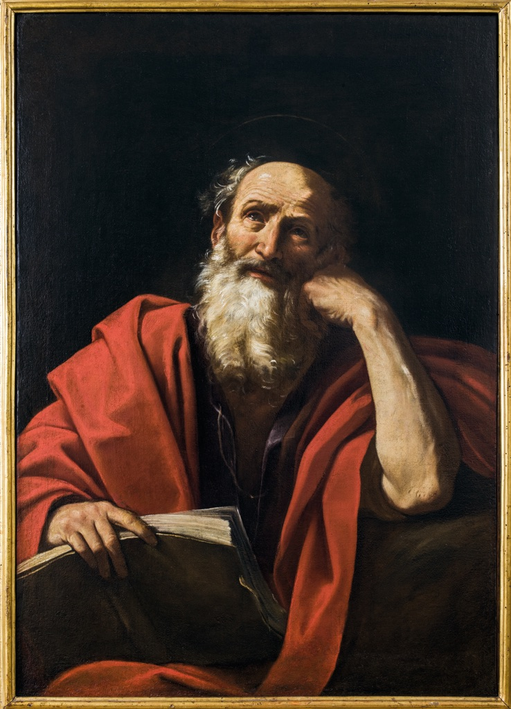 Guido Reni, San Pietro, 1608-10, collezione privata