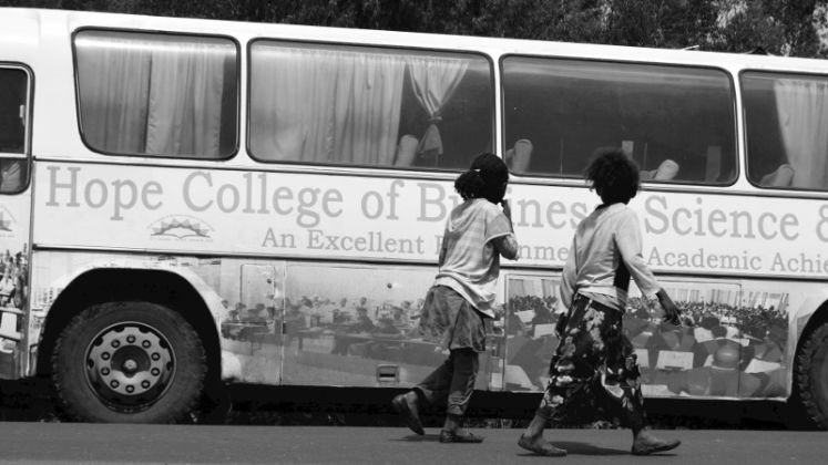 Haymanot Honelgn, Tales-on-Ethiopia, Schoolgirls