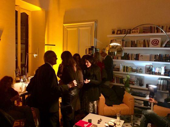 Inaugurazione Comin & Partners, Roma - Mauro Nicoletti