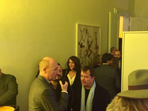 Inaugurazione Comin & Partners, Roma - Michela De Biase