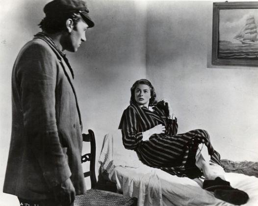 Ingrid Bergman, Stromboli (Roberto Rossellini, 1950). Courtesy Austrian Film Museum