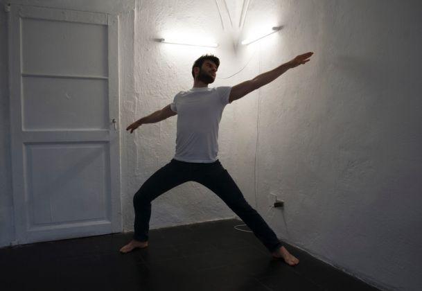 Jacopo Martinotti, Gli eroi sono tutti giovani e belli, 2016. Performance