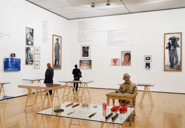 Jan Fabre, Stigmata. Actions & Performances 1976-2016 - exhibition view at MAC, Lione 2016 - © Adagp, Paris 2016 - photo Blaise Adilon