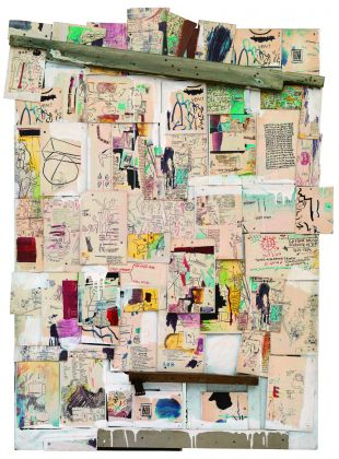 Jean-Michel Basquiat, Natchez, 1985