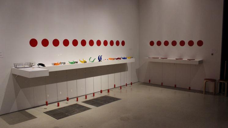 Julio Le Parc - Form into Action, installation view Pérez Art Museum Miami 2016. Photo courtesy PAMM