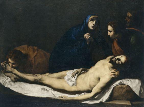 Jusepe de Ribera, Compianto su Cristo morto (Pietà), 1633. Madrid, Museo Thyssen-Bornemisza. © Museo Thyssen-Bornemisza, Madrid