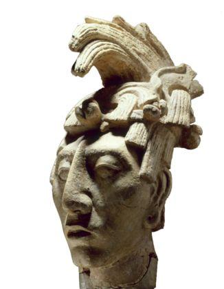 K'inich Janaab Pakal - Palenque, Chiapas, Periodo Classico tardo (600-900 d.C.) - INAH, Museo Nacional de Antropología, Ciudad de México, D.F.