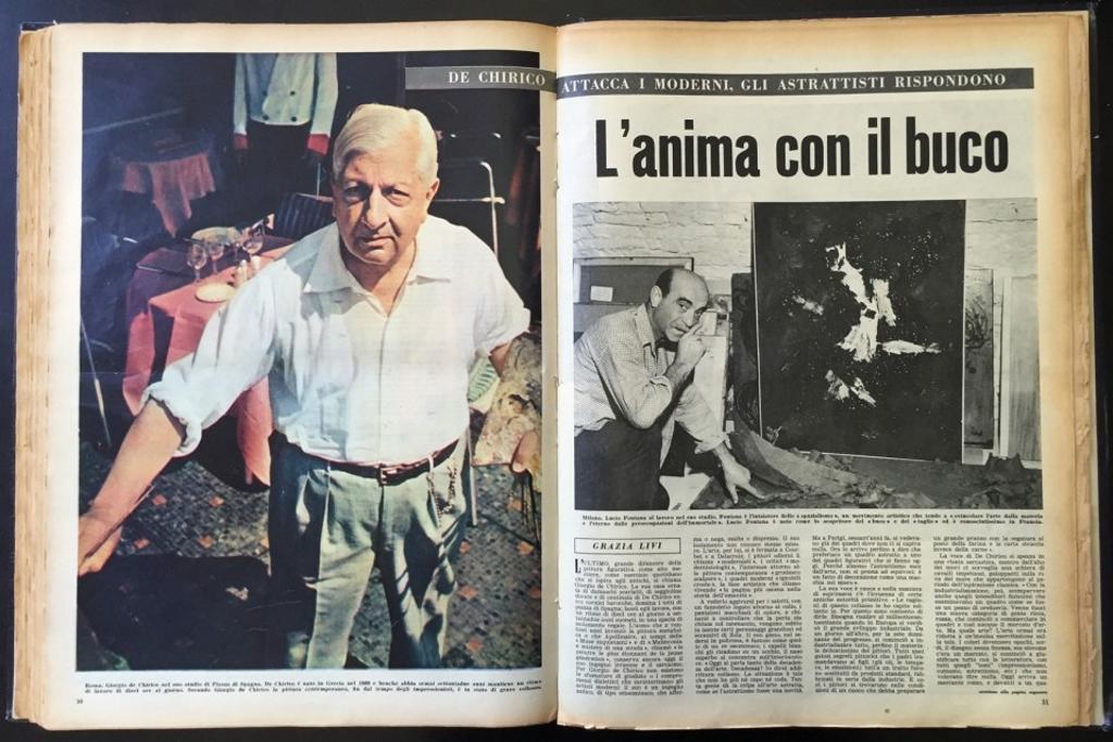 L'Europeo, 21 febbraio 1960