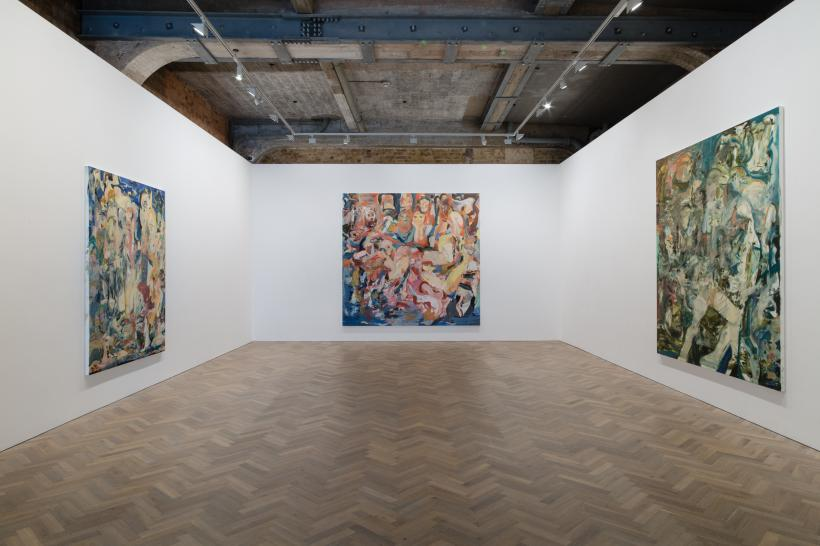 La Thomas Dane Gallery di Londra