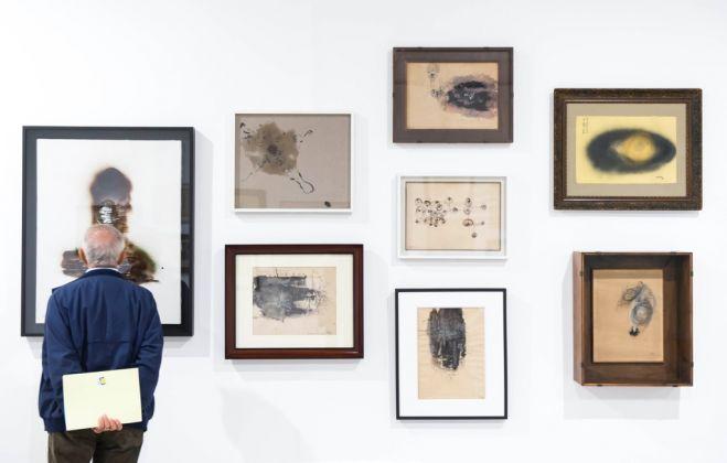 La passione secondo Carol Rama, exhibition view at GAM, Torino 2016, photo Giorgio Perottino