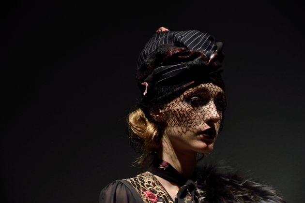 La sfilata di Antonio Marras alla Triennale (foto Andrea Paoletti)