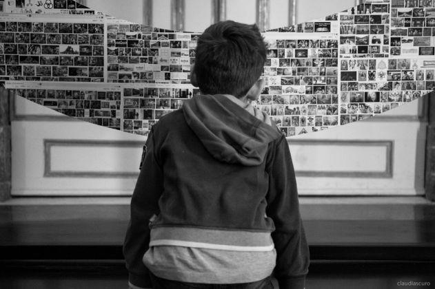 Lapo Simeoni, Loop #2, 2016, © Intragallery. Foto di Claudia Scuro