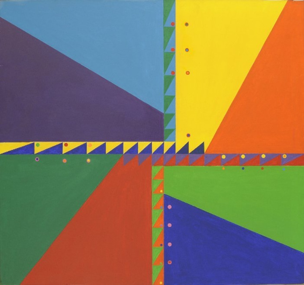 Lia Drei, Struttura B1, 1969