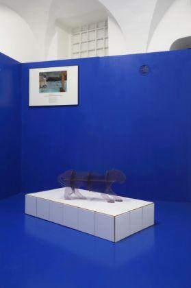 Little Planet Pavilion, exhibition view at Operativa Arte Contemporanea, Roma 2017