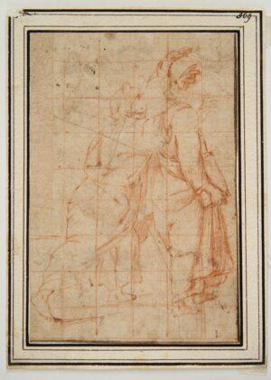 Lorenzo Lotto, Due apostoli, 1510-12 ca. - Pinacoteca di Brera, Milano