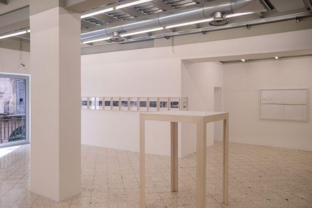 Luca Pancrazzi. Come Sempre Dove Sai. Exhibition view at Francesco Pantaleone Arte Contemporanea, Palermo 2017