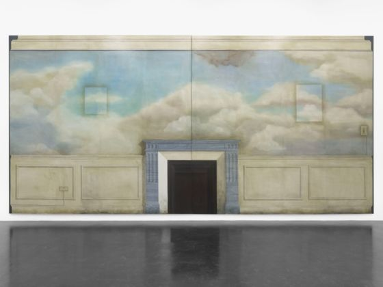 Lucy McKenzie - exhibition view at Galerie Buchholz, Colonia 2010