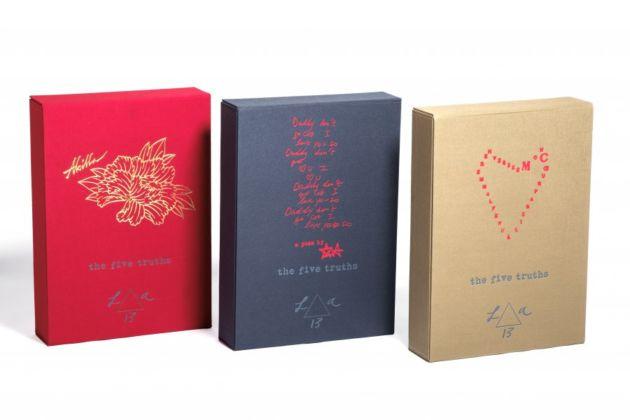 Ludovica Amati, LA13 - packaging