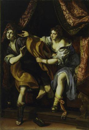 Ludovico Cardi, detto il Cigoli, Giuseppe e la moglie di Putifarre, 1610. Roma, Galleria Borghese