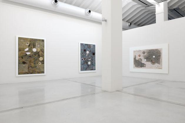 Luigi Carboni. La forma, un attimo prima, exhibition view, courtesy Studio la Città, Verona, photo Michele Alberto Sereni