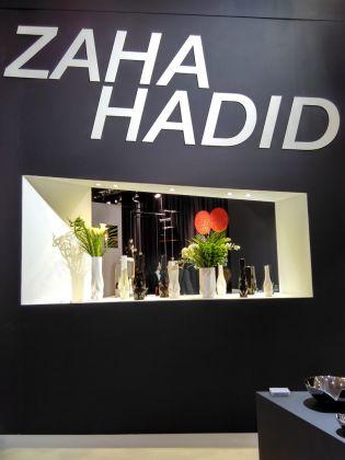 Maison & Objet 2017. Zaha Hadid. Photo Giorgia Losio