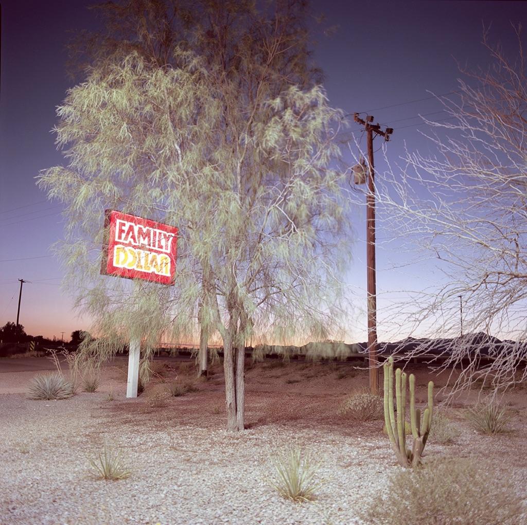 Marco Dapino, What's wrong. Arizona, 2015
