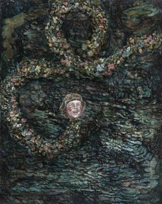 Marin Majic, Gudrun, 2015 - courtesy Galleria Poggiali, Firenze