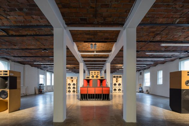 Mark Leckey, Sound System series, 2001-12. Courtesy of the artist & MoMA PS1. Photo Pablo Enriquez
