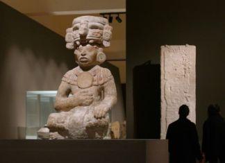 Maya. Il linguaggio della bellezza - exhibition view at Palazzo della Gran Guardia, Verona 2016