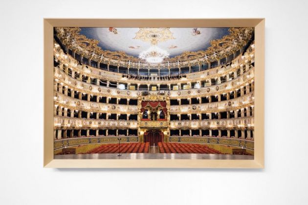 Michele Spanghero, Monologue, 2016. Teatro La Fenice, Venezia