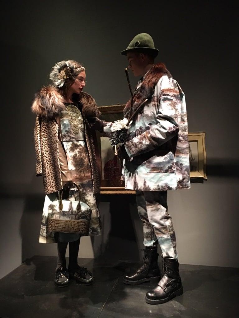 Milano Moda Uomo 2017 - Antonio Marras