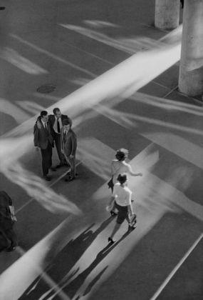 Ministry of Health, planned by architect Oscar Niemeyer. Rio de Janeiro, Brazil, 1960 © René Burri Magnum Photos