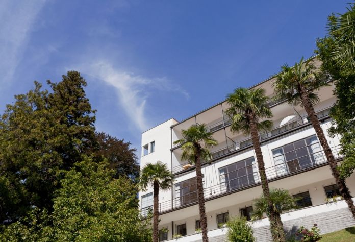 Monte Verità, Bauhaus Hotel