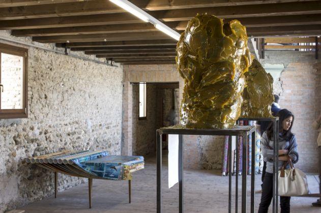 Moroso CONCEPT per l'Arte Contemporanea, Villa Manin di Passariano, Codroipo 2015