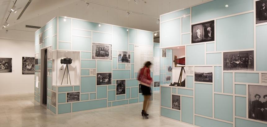 Museo Marubi, Scutari. Courtesy Casavona Hernandez. Collezione permanente