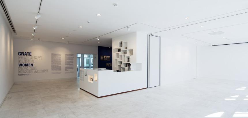 Museo Marubi, Scutari. Courtesy Casavona Hernandez. Ingresso