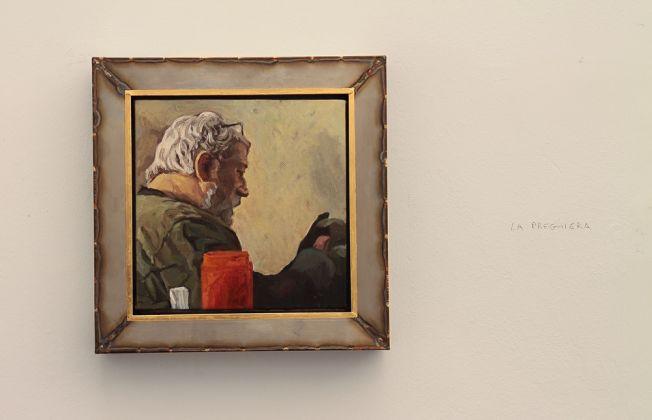 Octavio Floreal, La preghiera, 2016
