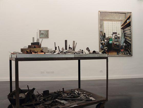 Octavio Floreal, exhibition view at Galleria Riccardo Costantini Contemporary, Torino 2016