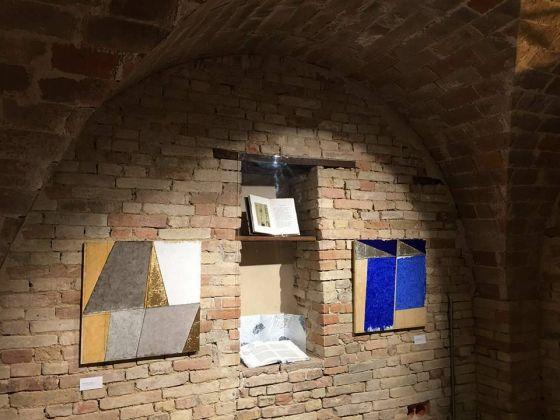 Oscar Piattella ...e poi fioriscono le stelle, Centro Studi Osvaldo Licini e Casa Museo Osvaldo Licini, Monte Vidon Corrado 2017
