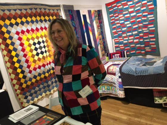 Outsider Art Fair 2017, New York (foto Francesca Magnani)