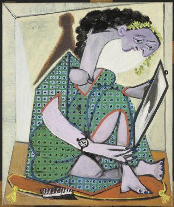 Pablo Picasso, Femme à la montre, 30 avril 1936. Musée national Picasso, Paris © Succession Picasso by SIAE 2016