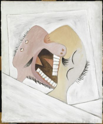 Pablo Picasso, Le Baiser, 12 gennaio 1931. Musée national Picasso, Paris © Succession Picasso by SIAE 2016