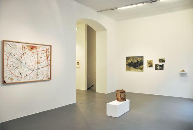 Paesaggio di paesaggi. Exhibition view at Galleria Bianconi, Milano 2017