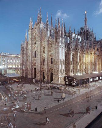 Paola Di Bello, Ora e Qui, Milano, Duomo, 2016