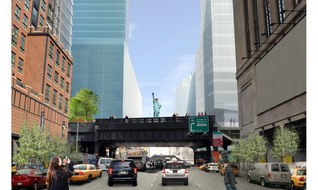 High Line di NY copia il quarto Plinto di Londra | Artribune