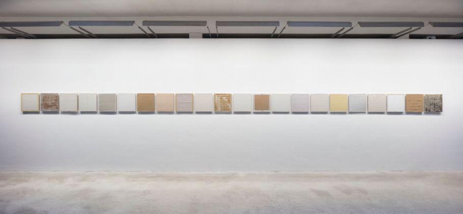 Paolo Masi, Cartoni (Composizione 15), 1974-76