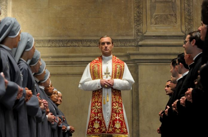 Paolo Sorrentino, The Young Pope (2016) - photo Gianni Fiorito