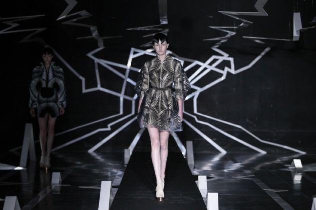 Paris Haute Couture. Iris van Herpen