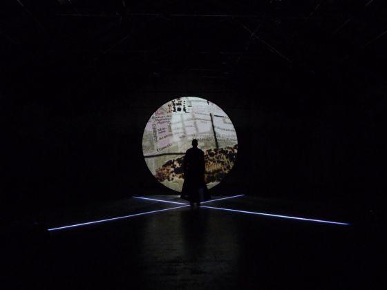 Paul Wirkus + Lenz Fondazione, Hyperion © Francesco Pititto